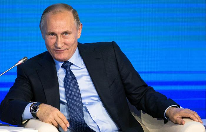 ВКремле неслышали опланах Италии пригласить В. Путина насаммит G7