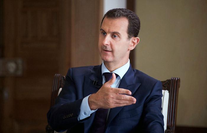 Асад возложил на США часть ответственности за взятие боевиками Пальмиры