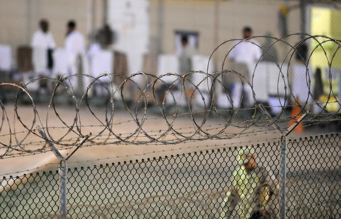 Житель россии Мингазов переправлен изтюрьмы Гуантанамо вОАЭ— Пентагон