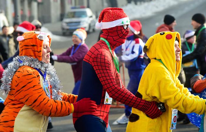 Практически 80% граждан России остались удовлетворены новогодними каникулами