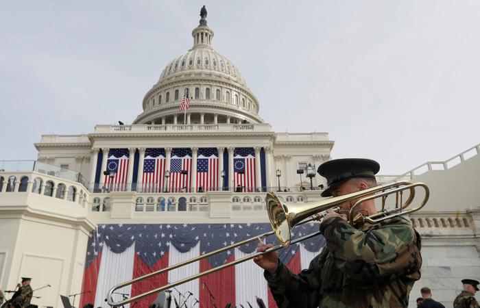 Инаугурация Трампа пройдет в Вашингтоне на фоне многотысячных протестов