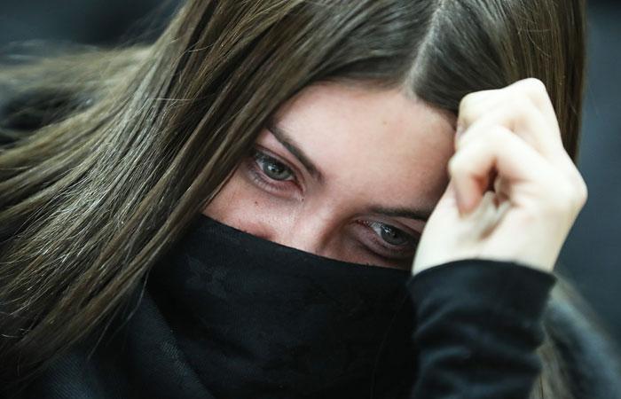 Генпрокуратура желает отнять «мажорку» Мару Багдасарян водительских прав