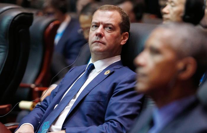 Медведев подвел итоги работы администрации Обамы