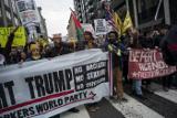 Полиция задержала 90 человек в ходе беспорядков во время инаугурации Трампа