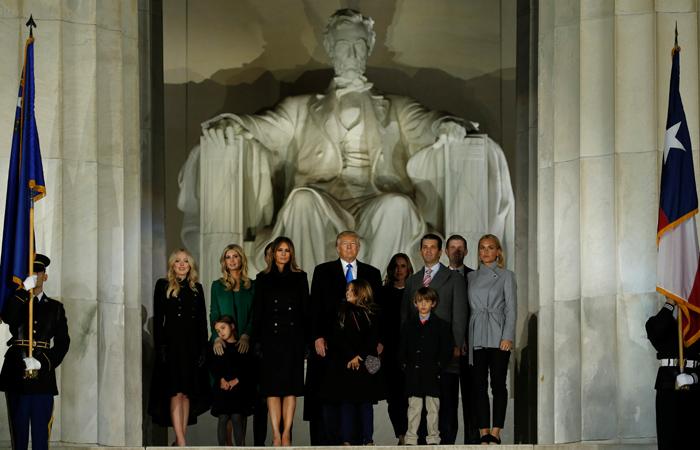 Помощница Трампа рассказала про его инаугурационную речь