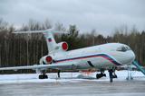 """""""Коммерсант"""" узнал о планах Минобороны отказаться от использования Ту-154"""