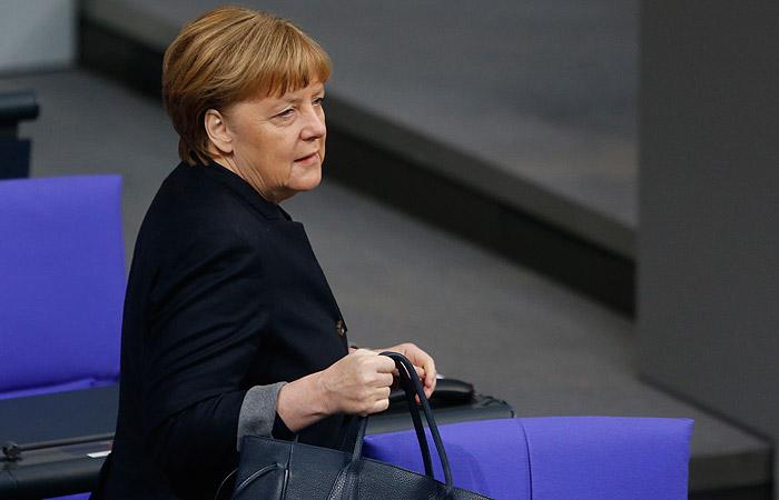 Меркель хочет работать над сближением позиций Германии иСША
