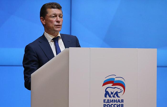«Единая Россия» нерассматривает возможность поднятия пенсионного возраста
