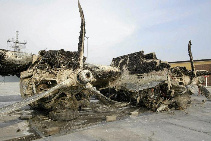 Установлены имена летчиков найденного вморе под Сочи бомбардировщика времен войны