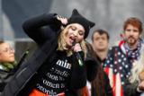 Нецензурные высказывания Мадонны о Трампе показали по кабельному телевидению