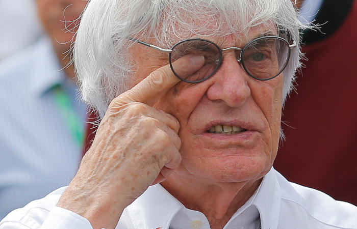 Экклстоун может покинуть «Формулу-1» вконце января