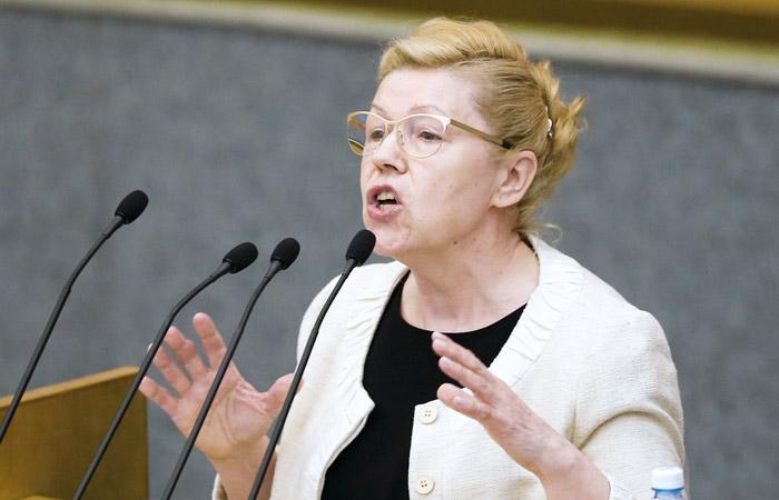 Мизулина призвала ввести пожизненное заключение для учителей зарастление малолетних