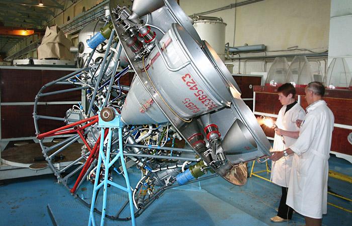 «Роскосмос» принял решение отозвать все двигатели ракет-носителей «Протон-М»