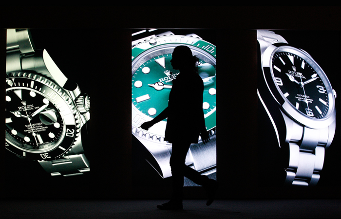 Задва года ввоз швейцарских часов в Российскую Федерацию уменьшился на44%