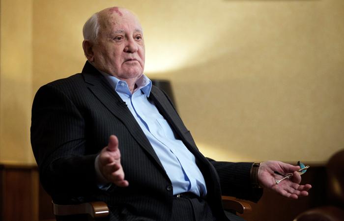 Горбачев призвал Трампа и Путина инициировать запрет ядерной войны