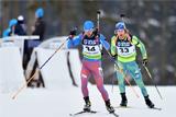 Россиянин Логинов завоевал серебро в спринте на ЧЕ по биатлону