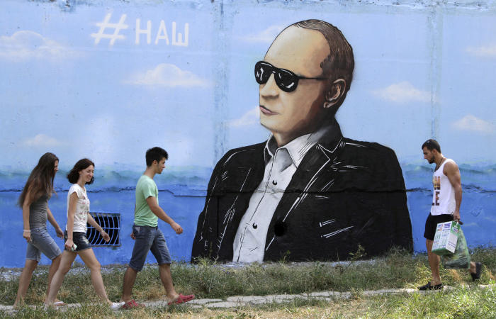 Трамп назвал разговор о снятии санкций с России преждевременным