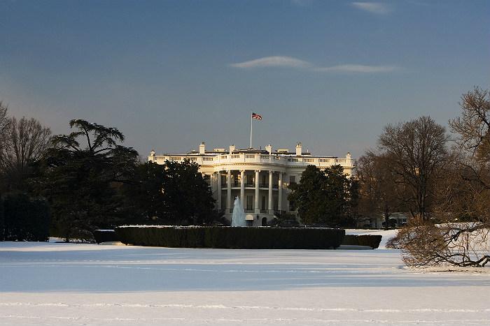 Белый дом сообщил о начале телефонного разговора Путина и Трампа