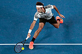 Федерер победил Надаля в финальном матче Australian Open