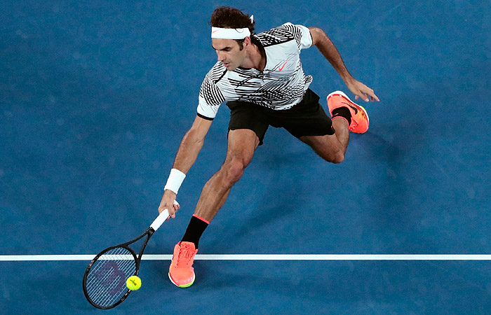 Федерер в 5-ти сетах обыграл Надаля истал победителем Australian Open
