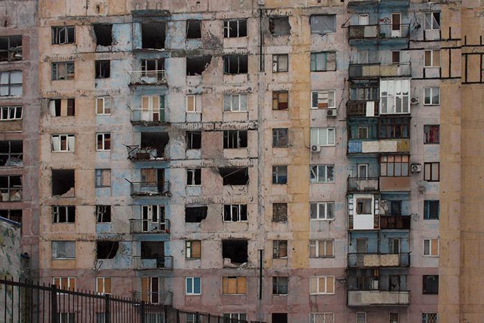 Украинские власти приготовились к эвакуации жителей Авдеевки