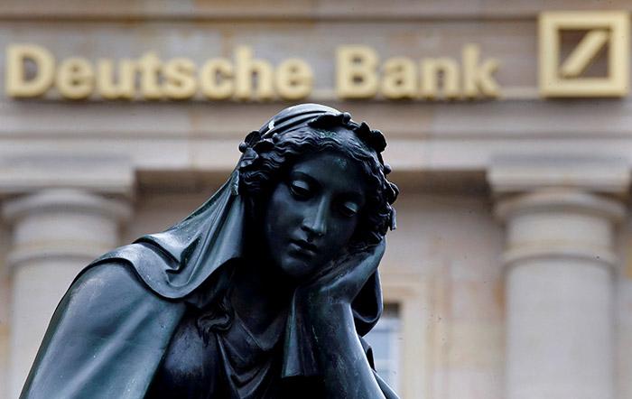 США принудит Deutsche Bank заплатить за отмывание денег из России
