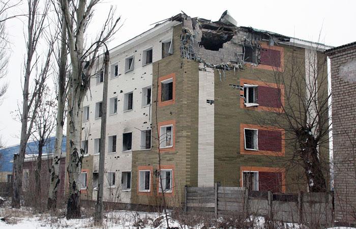 В Кремле заявили о восстановлении в Авдеевке статус-кво