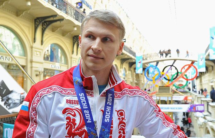 ЧемпионОИ вСочи Дмитрий Труненков дисквалифицирован задопинг