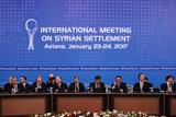 СБ ООН высоко оценил результаты переговоров по Сирии в Астане