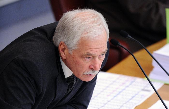 Грызлов предупредил о риске ухода районов Донбасса из экономического поля Украины