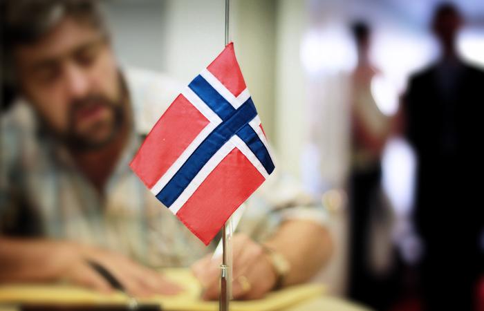 ПослаРФ невызывали вМИД Норвегии