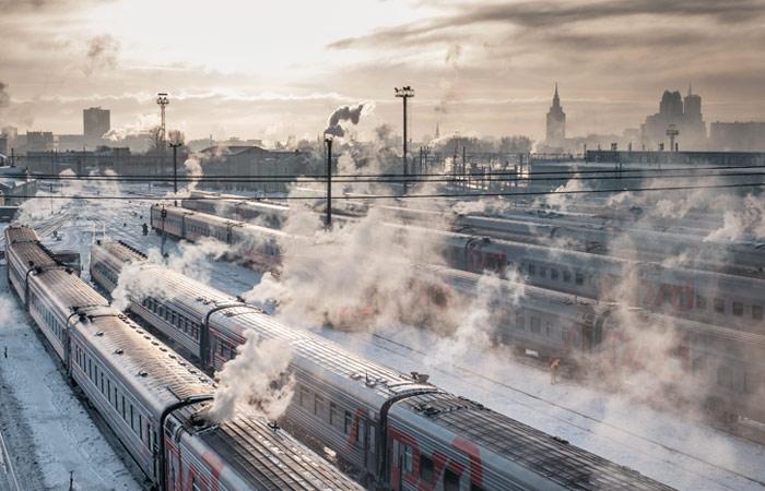 В европейскую часть России придут 20-градусные морозы
