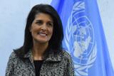Новый посол США в ООН пообещала не снимать санкции с РФ до возврата Крыма