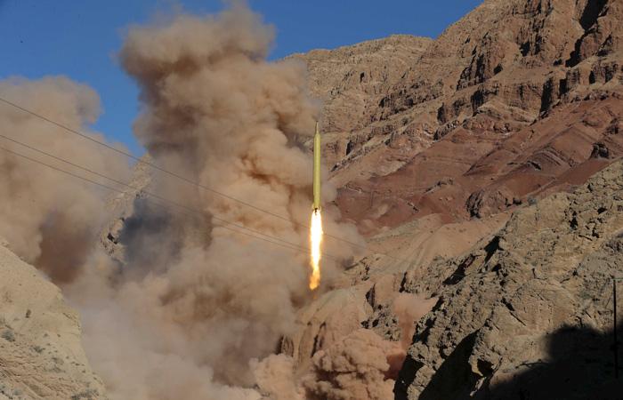 Трамп не исключил военный ответ на запуск Ираном баллистической ракеты