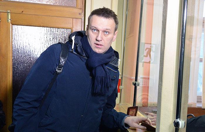Обвинитель запросил для Навального условный срок