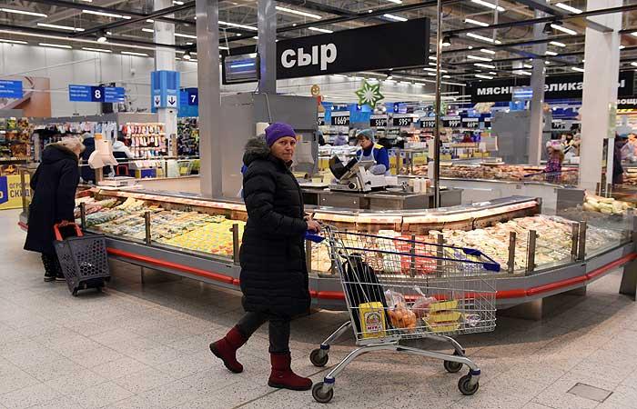 Доля фальсификата нарынке продуктов непревышает 7% — Роспотребнадзор