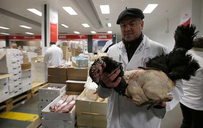 Россельхознадзор запретит поставки мяса птицы из ряда стран Европы