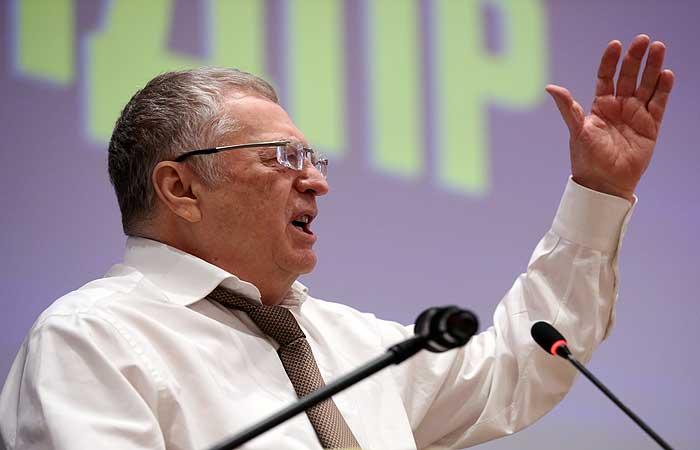 Жириновский заявил о намерении участвовать в выборах президента