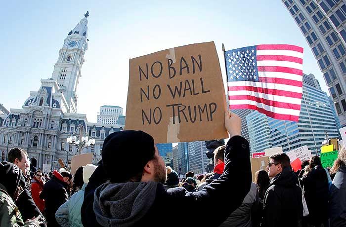 В США суд отклонил апелляцию о восстановлении иммиграционного указа Трампа