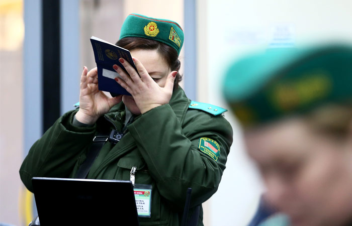 ФСБ пообещала не вводить пограничный контроль на границе с Белоруссией