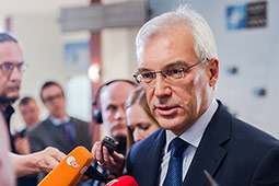 Александр Грушко: антироссийские фобии НАТО дипломатией вряд ли лечатся