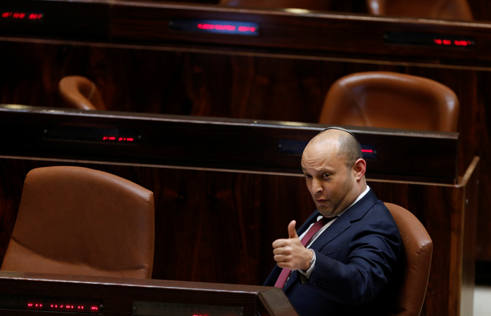 EC осудил закон олегализации поселений Израиля
