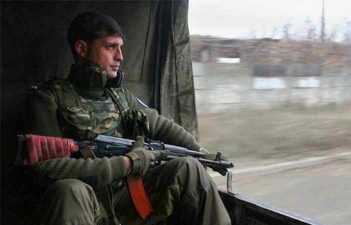 Гиви был взорван в собственном кабинете в Донецке