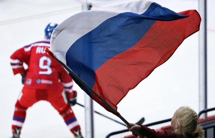 Сборная РФ похоккею завоевала золото Универсиады