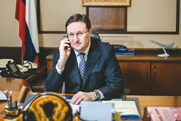 Глава Ростехнадзора: Технологии безопасности в России сравнимы с лучшими мировыми, но недисциплинированность работников в разы выше