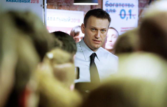 """Суд признал Навального виновным по """"делу """"Кировлеса"""""""