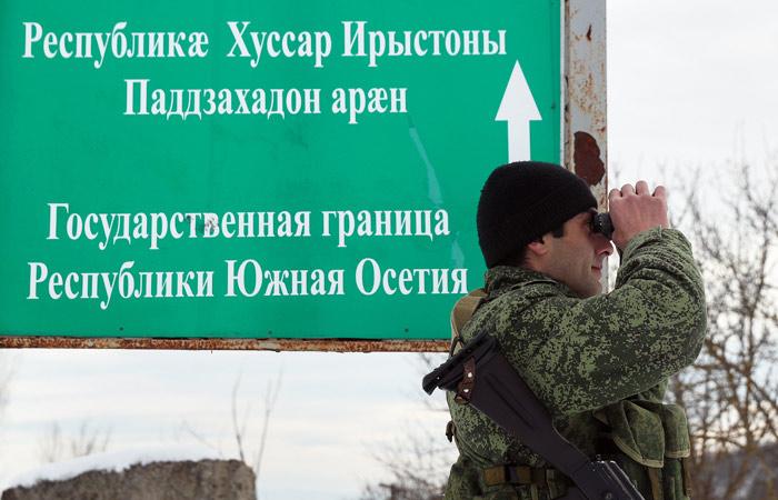 Грузинского премьера обеспокоило переименование Южной Осетии