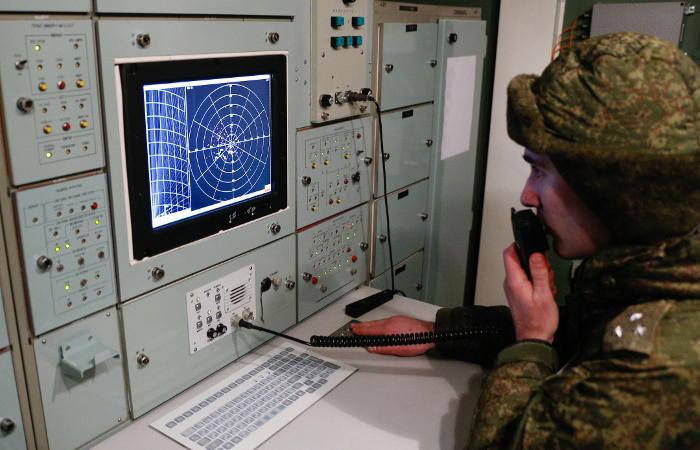 Части ПВО Москвы и центрального промышленного района приведены в высшую боеготовность