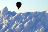 Конюхов побил мировой рекорд продолжительности полета на тепловом шаре