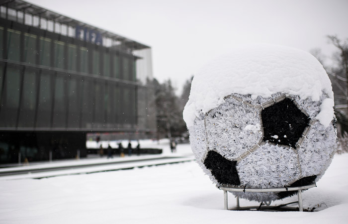 Сборная РФ пофутболу опустилась нарекордно небольшое место врейтинге ФИФА